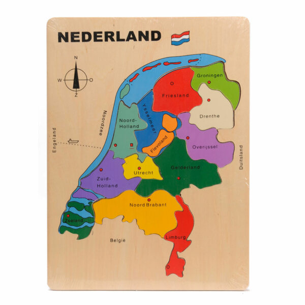 Puzzel Nederland Playwood